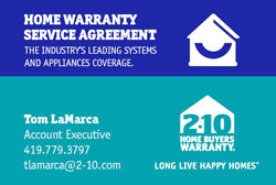 Tom LaMarca Home Warranty